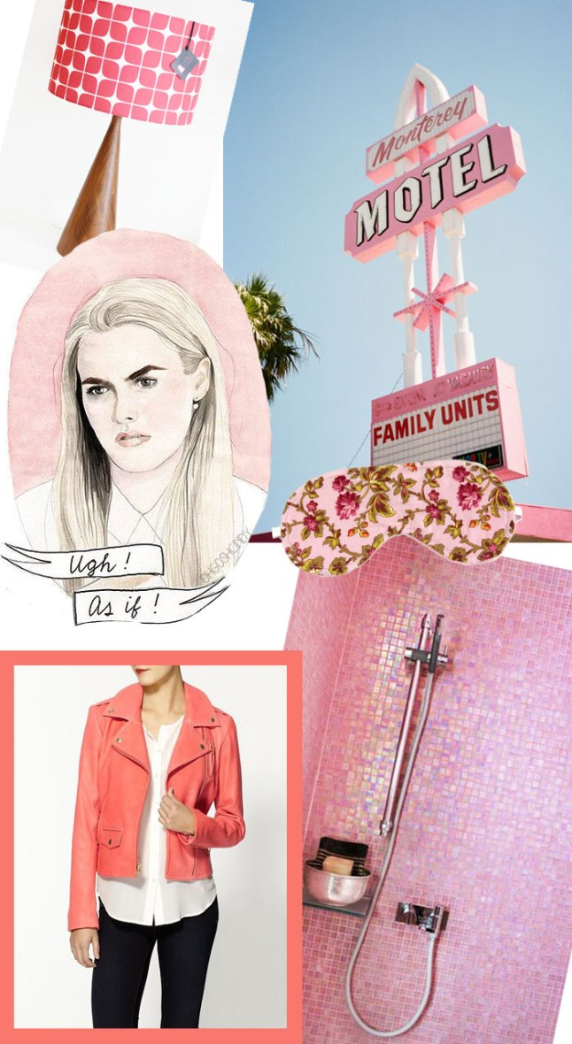 Pink Palette Party Linzeelu Thank You