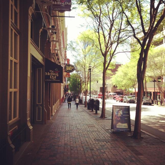 Downtown Nashville | Linzeelu, Thank You