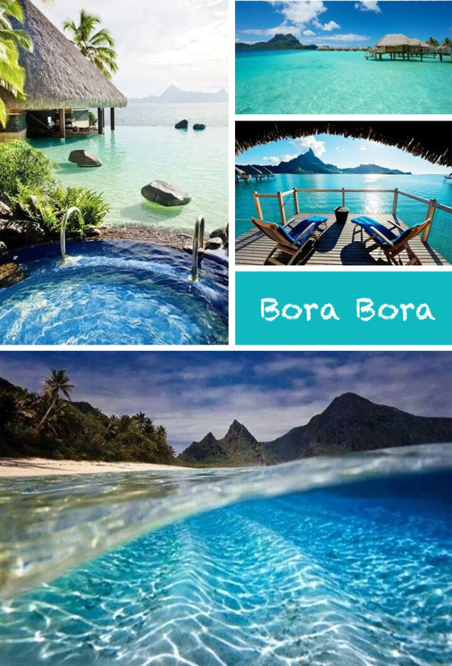 Wanderlust 02: Bora Bora | Linzeelu Thank You