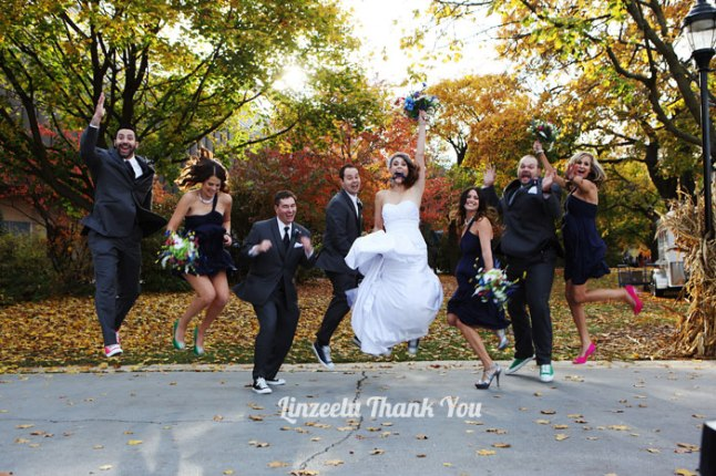 Happy Anniversary: The Wedding | Linzeelu Thank You