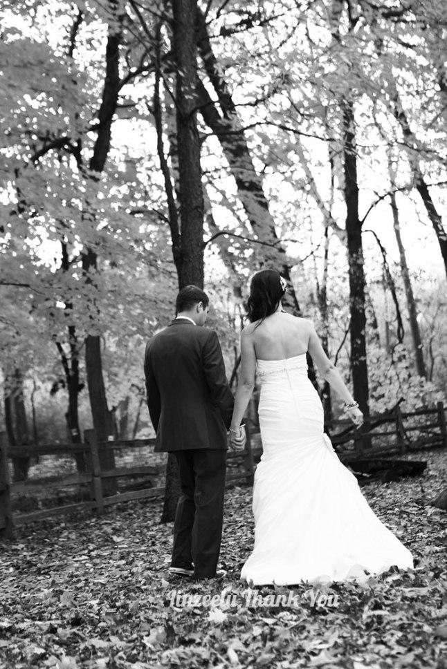 Happy Anniversary: The Wedding | Linzeelu Thank You