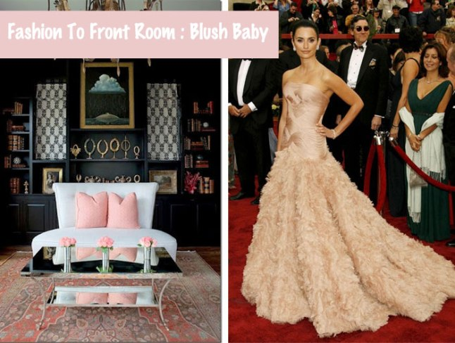 Fashion To Front Room Oscars Redux | Linzeelu Thank You