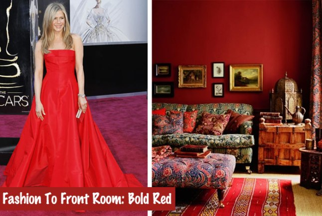 Fashion To Front Room Oscars Redux | Linzeelu Thank You