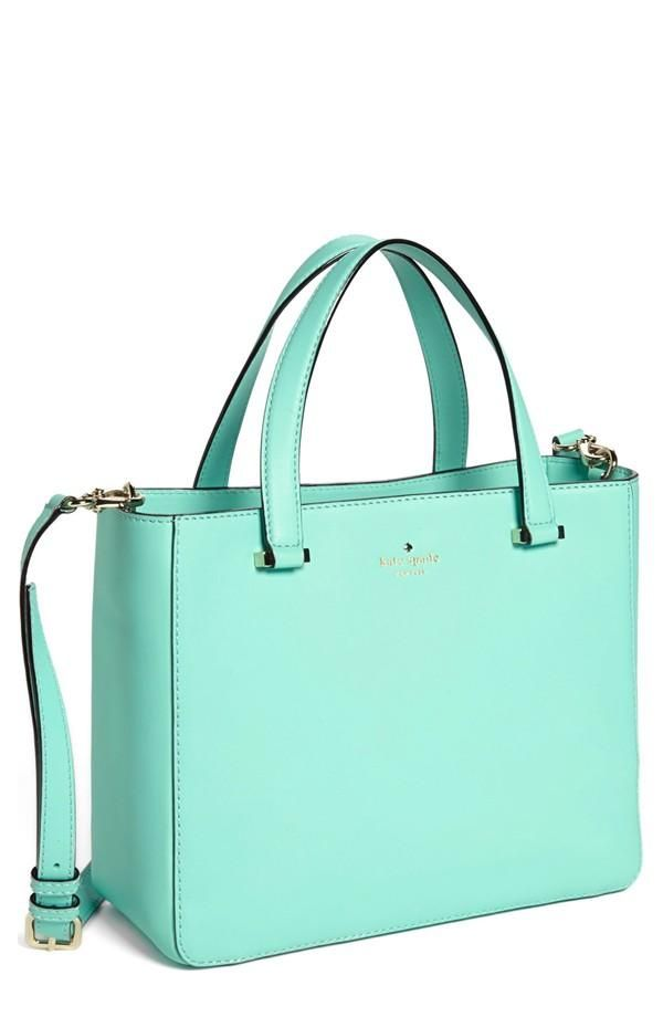 so fresh and so clean | mint kate spade crossbody | linzeelu thank you