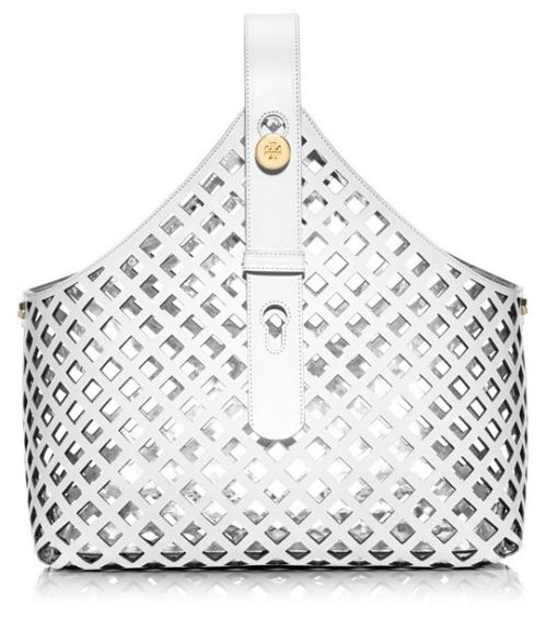 Trendspotting | Laser Cut Hand Bag | Linzeelu Thank You