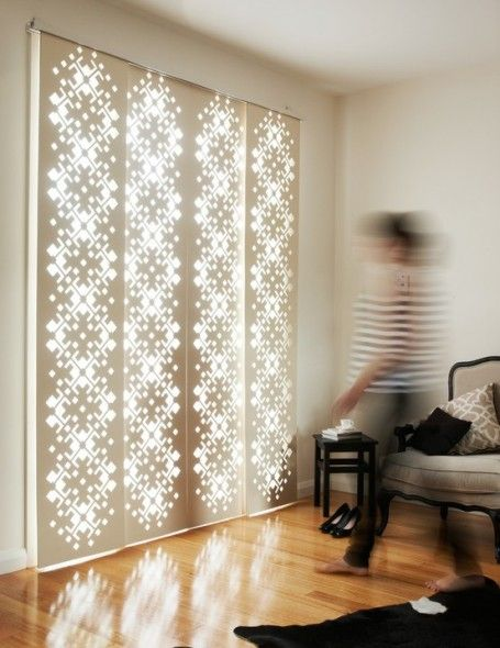 Trendspotting | Laser Cut Curtains | Linzeelu Thank You