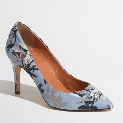 Flower Power | Floral Heels| Linzeelu Thank You