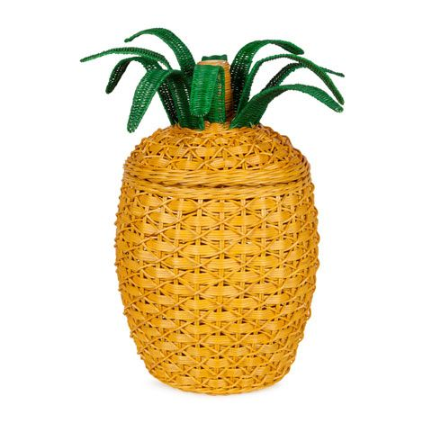 Fruit Decor | Pineapple Basket | Linzeelu Thank You